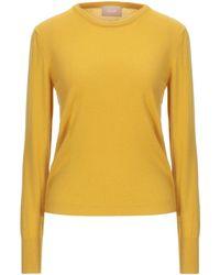 Drumohr Sweater - Yellow