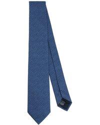 Pal Zileri Nœuds papillon et cravates - Bleu