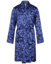 Versace Robe - Blue
