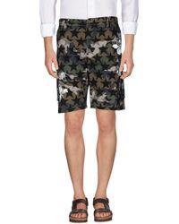 Valentino - Bermuda Shorts - Lyst