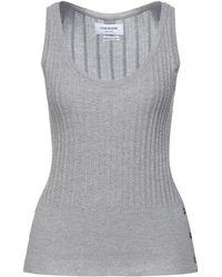 Thom Browne Vest - Grey