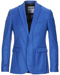 Moschino Suit Jacket - Blue