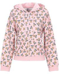 Moschino Camiseta interior de punto - Rosa