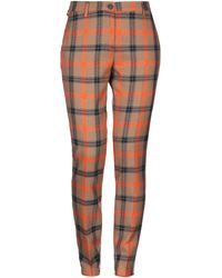 Brian Dales Casual Trouser - Orange