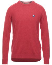 SELECTED Pullover - Rouge