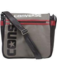 Converse Cross-body Bags - Grey