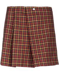 Plan C Midi Skirt - Multicolour