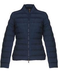 Geospirit Down Jacket - Blue