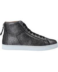 Gianvito Rossi High Sneakers & Tennisschuhe - Grau