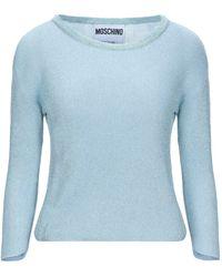 Moschino Pullover - Blu