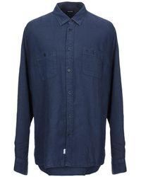 Blauer Camisa - Azul