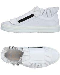 Roger Vivier Sneakers - Blanc