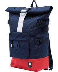 Nixon Backpacks & Fanny Packs - Blue