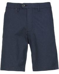 SELECTED Shorts & Bermuda Shorts - Blue