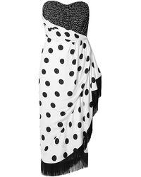 SemSem Midi Dress - White