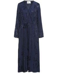 Leon & Harper Long Dress - Blue