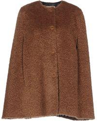 Erika Cavallini Semi Couture - Capes & Ponchos - Lyst