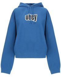 Obey Sweatshirt - Blue