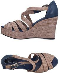 Carmen Saiz - Sandals - Lyst