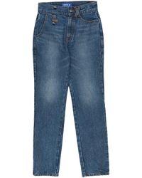 ADER error Denim Pants - Blue