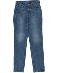 ADER error Denim Trousers - Blue