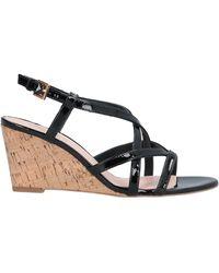 Kate Spade Sandals - Black