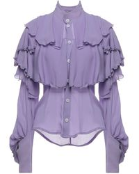 Vivienne Westwood Shirt - Purple