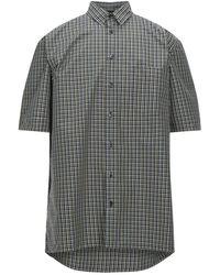 Raf Simons Camisa - Azul