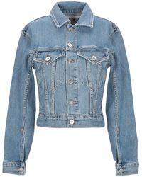 PROENZA SCHOULER WHITE LABEL Denim Outerwear - Blue