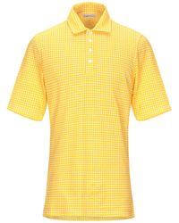 Mattabisch Polo Shirt - Yellow