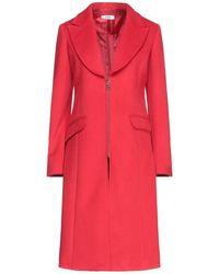 Jijil Coat - Red