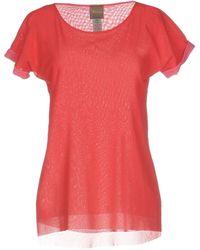 Taviani T-shirt - Rosso