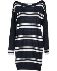 Lacoste - Short Dresses - Lyst