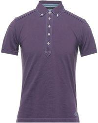 Jeordie's Polo Shirt - Purple