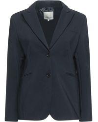 Henry Cotton's Suit Jacket - Blue