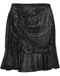 IRO Midi Skirt - Black
