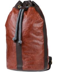 Brunello Cucinelli Backpacks & Fanny Packs - Brown