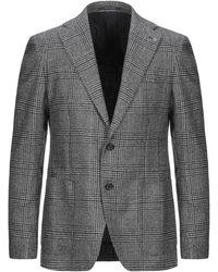 Tagliatore Suit Jacket - Gray