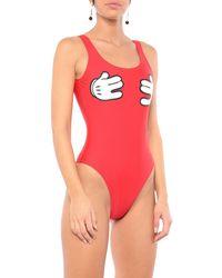 Zoe Karssen One-piece Swimsuit - Red