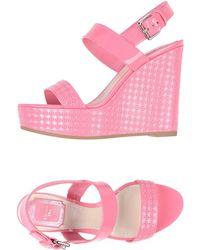 Dior Sandals - Pink