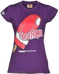 Blomor - T-shirts - Lyst