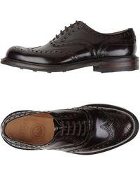 Cheaney Zapatos de cordones - Marrón