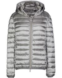 Save The Duck Synthetic Down Jacket - Metallic
