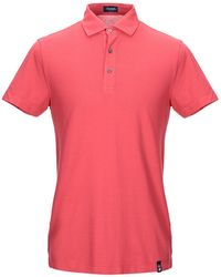 Drumohr Polo Shirt - Pink