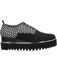 United Nude Chaussures à lacets - Noir
