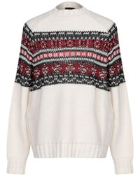 Relive Pullover - Bianco