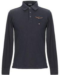 Aeronautica Militare Polo Shirt - Grey