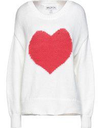 Wildfox Sweater - White