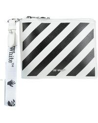 Off-White c/o Virgil Abloh Handtaschen - Weiß