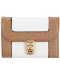 Coccinelle Wallet - White